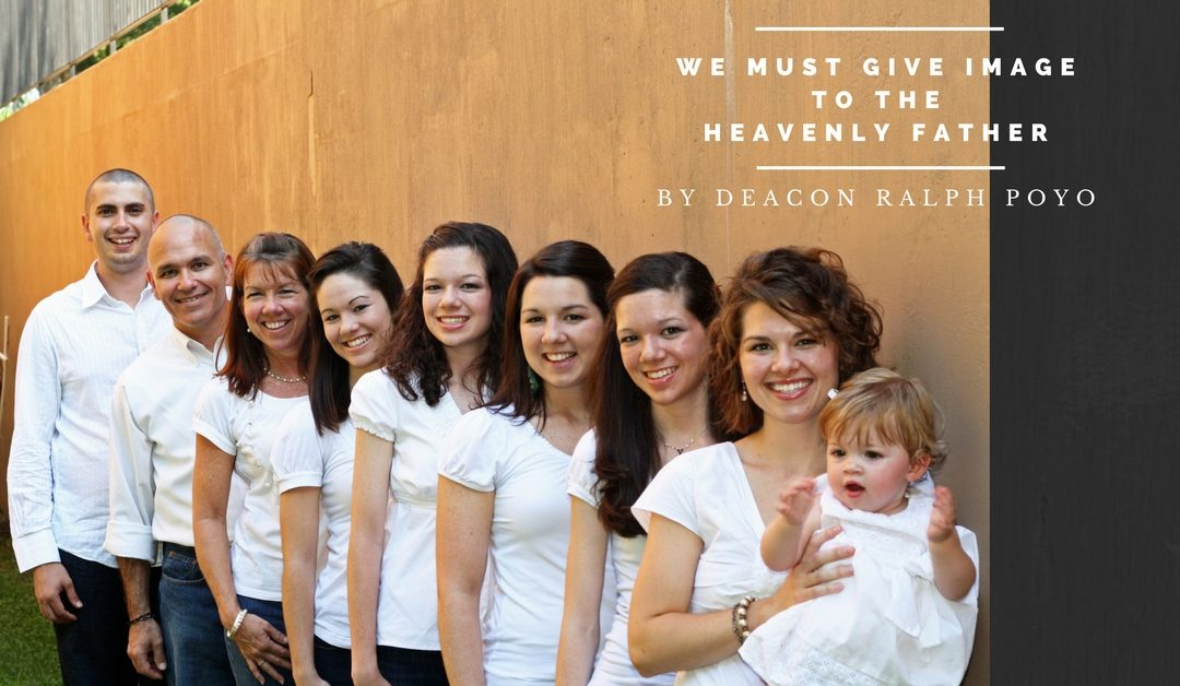 My #1 Lesson for Husbands and Fathers in Christ: We Must Give Image to the Heavenly Father